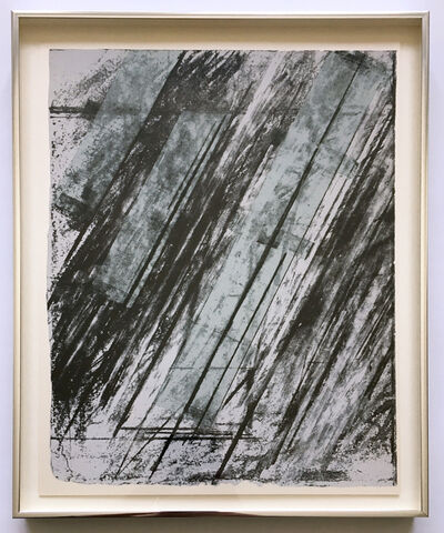 Cy Twombly, 'Untitled (Bastian 38)', 1973