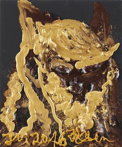 Jonathan Meese, '''BIENE DE GNU''', 2016