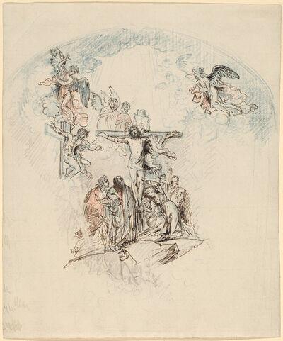 Benjamin West, 'The Crucifixion', 1796/1797