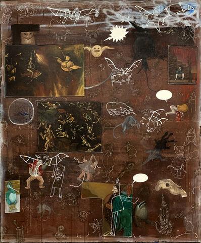Armando Romero, 'Las Tentaciones de San Antonio II', 2018