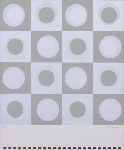 Francisco Sobrino, 'Untitled', circa 1970
