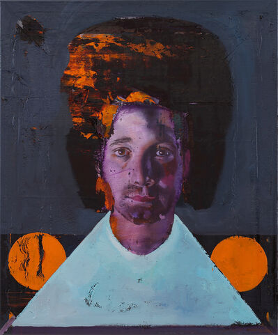 Rayk Goetze, 'RossB', 2020