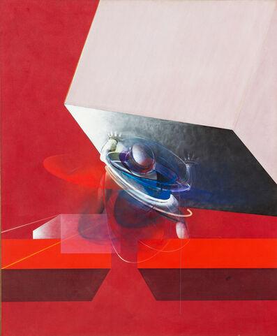 Alirio Rodriguez, 'Nueva humanidad 2', 1977-1978