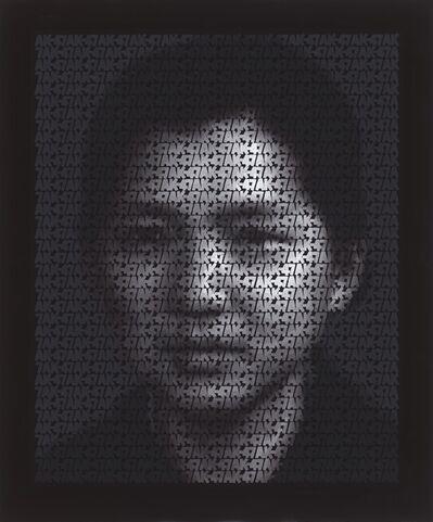 Zhang Dali, 'AK-47(AG.5)', 2013
