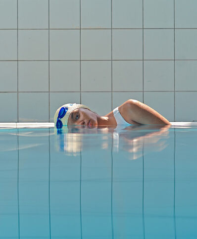 Maria Svarbova, 'Light, Pool ', 2020