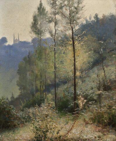 Charles Lasar, 'Paris', ca. 1900