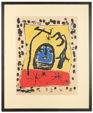 Joan Miró, 'Matarasso', 1957