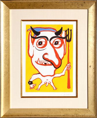 Alexander Calder, 'Le Portrait de Constantin', 1974