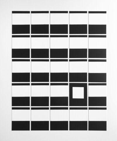 Joanne Dugan, 'Grid 18, Variant 1 of 3', 2018