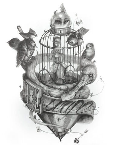 Greg 'Craola' Simkins, 'Escape Distress ', 2014