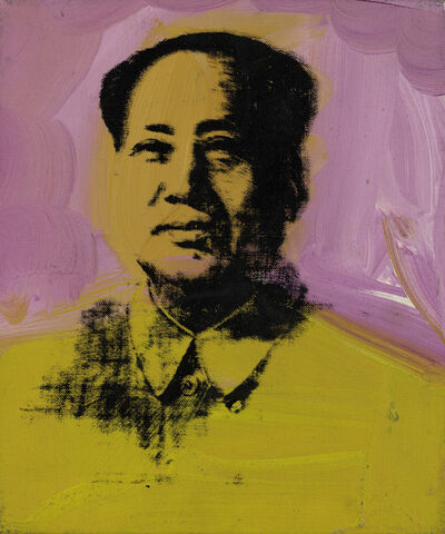 Andy Warhol, 'Mao'