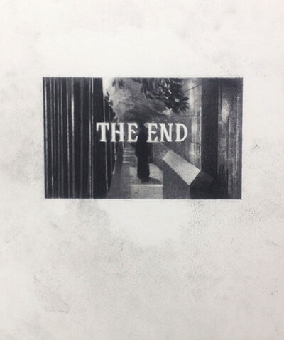 Andreas Albrectsen, 'The End (12)', 2014