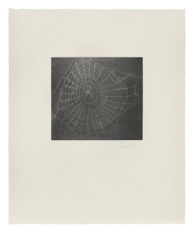 Vija Celmins, 'Untitled (Web #1)', 2001