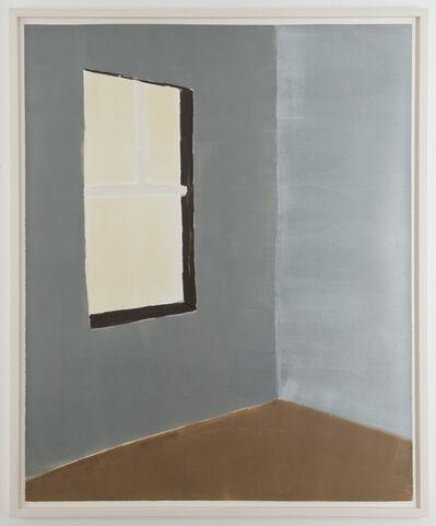 Zilla Leutenegger, 'Düsseldorfer Zimmer', 2017