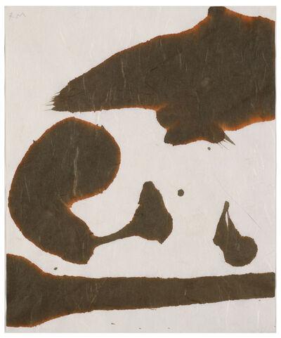 Robert Motherwell, 'Lyric Suite, 1965', 1965