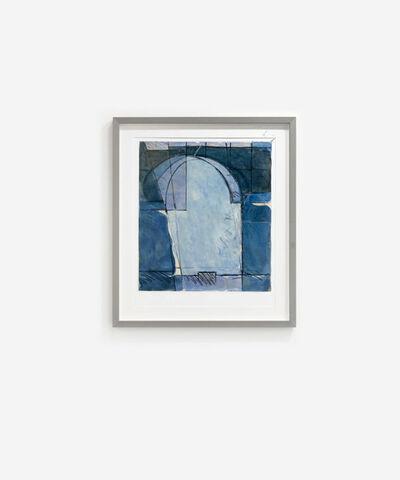 Nancy Genn, 'Construct Blu 1', 2003