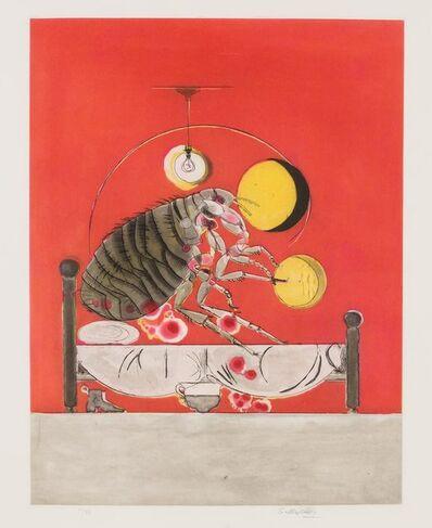 Graham Sutherland, '[BUG IN BED]'