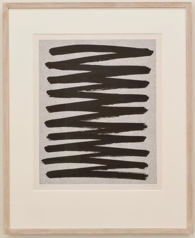 Jan Schoonhoven, 'T 80-8', 1980