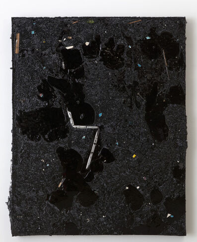 Piero Golia, 'Constellation Painting #2', 2011