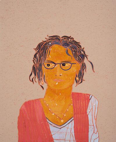 Stephen Chambers, 'Arundhati Roy', 2016