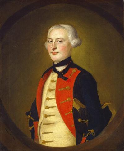 Joseph Blackburn, 'A Military Officer', 1756