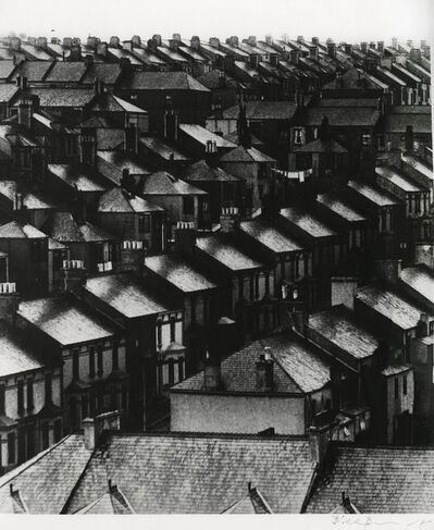 Bill Brandt, 'Untitled (Rain Swept Roofs)', 1933
