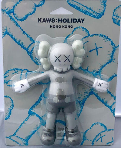 KAWS, 'KAWS Hong Kong Holiday Companion (KAWS grey companion)', 2019