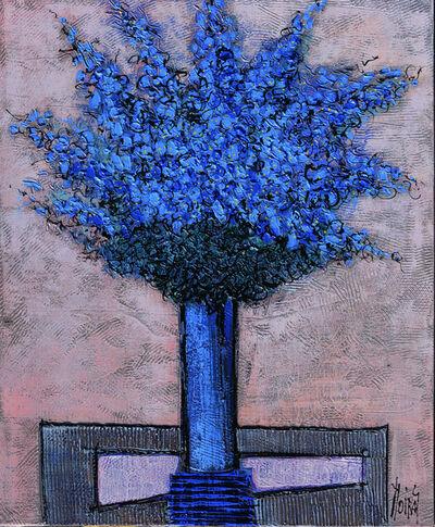 Moiras Jean, 'Le vase bleu', 2019