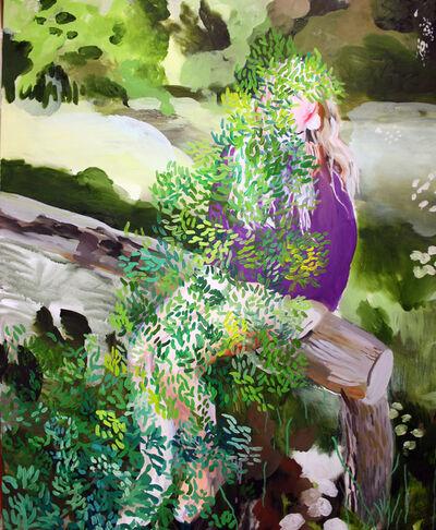 Hanna Ilczyszyn, 'Green', 2017