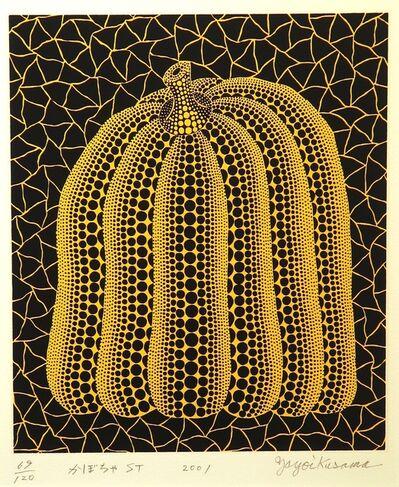 Yayoi Kusama, 'Pumpkin ST', 2001
