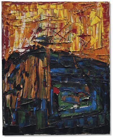 Jean-Paul Riopelle, 'Composition', ca. 1974
