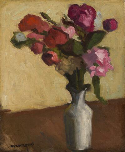 Albert Marquet, 'Fleurs dans un vase', ca. 1898