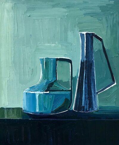 Clara Adolphs, 'Two Jugs', 2017