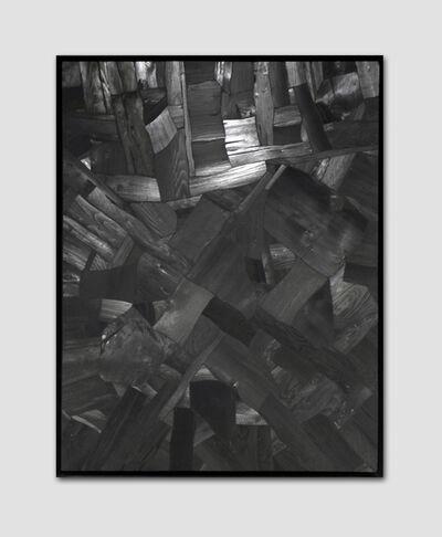 Lee Bae, 'Issu du feu', 2001