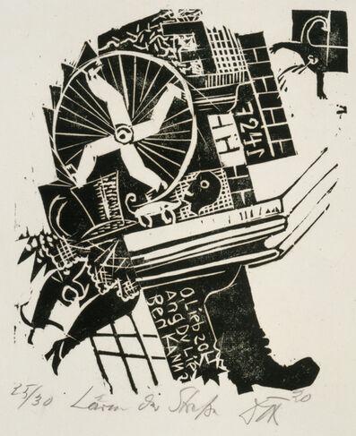 Otto Dix, 'Street Noise', 1920