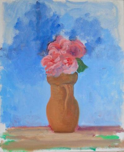 Paul Resika, 'Roses and Sky', 1989