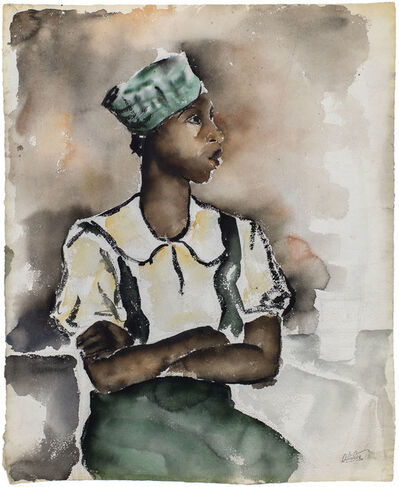 Charles Alston, 'Untitled', ca. 1931