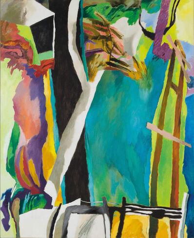Olivia Stanton, 'Goat's Pen', 1997