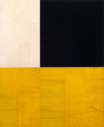 Robert Kelly, 'Canary Nocturne I', 2002
