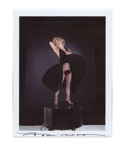 Yasumasa Morimura, 'Black Marilyn', 1995