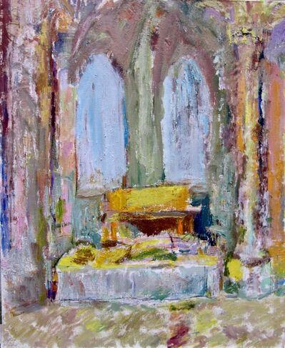 Gael Mooney, 'Autumn Light, Saint-Denis Basilica', 2019