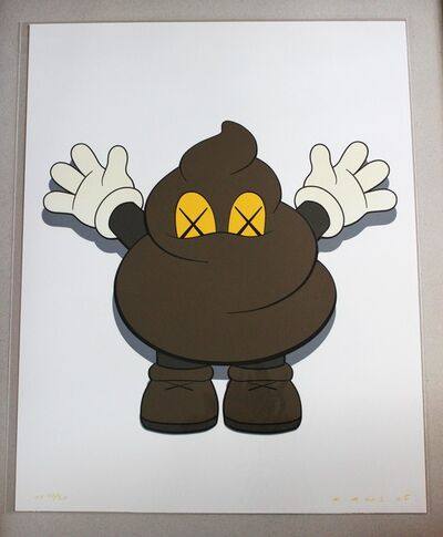 KAWS, 'Warm Regards AP', 2005