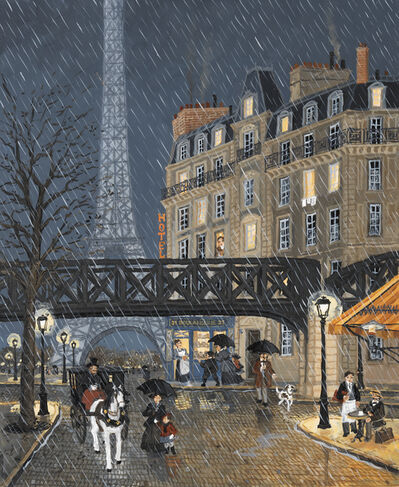 Fabienne Delacroix, 'Mi Février'