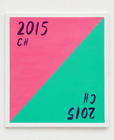 Clive Hodgson, 'Untitled', 2015