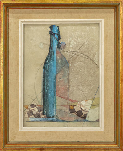 Joseph Cornell, 'Untitled (Still Life with Bottle)', ca. 1960s