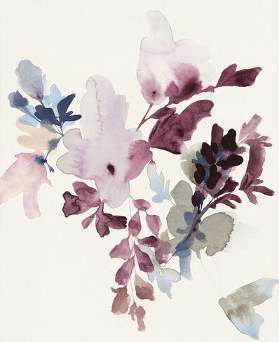 Jen Garrido, 'Wildflowers Lilac and Smoke 4', 2018