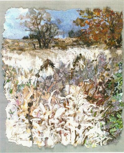 Dianne Shullenberger, 'Cornfield Grasses'