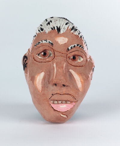 Gerald Wiggins, 'Troy the Mask', 2015