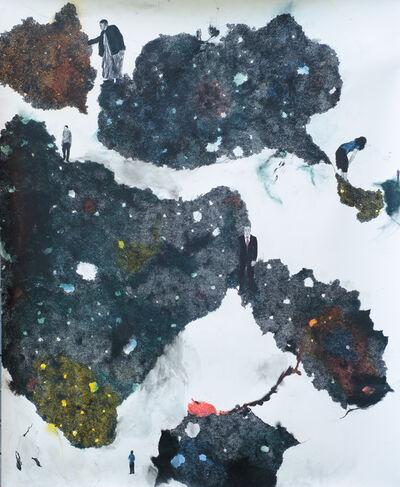 Eric Pina, 'Paysage, Les Dessous des Cartes V ', 2012