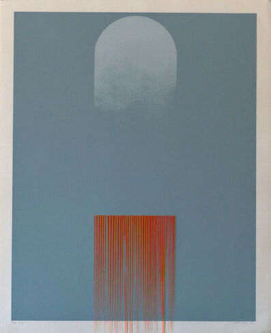 Takesada Matsutani, 'Fly', 1971